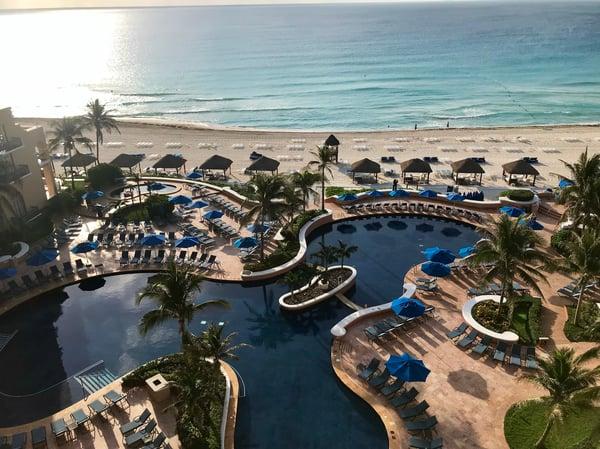 Ritz Cancun